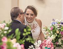 Casamento - Nizlaine e Fernando