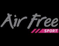 Air Free Sport - Branding