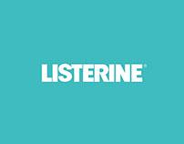 Listerine Social Media