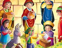 Navidad en el retablo peru / Christmas Peru