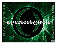 A Perfect Circle CD Creation