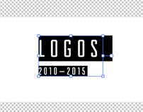 Logos 2010 — 2016