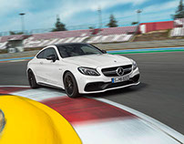 Mercedes-AMG Reveals the New High-Performance C63