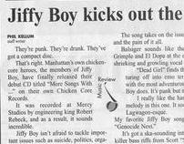 Jiffy Boy kicks out the finest chicken core around