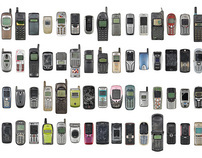 Used Sci-Fi 02 Cellphones