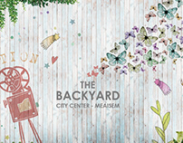THE BACKYARD - CITY CENTER - ME'AISEM