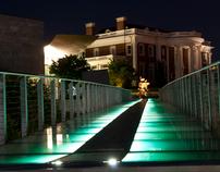 Night Exposure - Hunter Museum