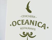 Oceanica branding