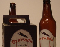 Brawndo Packaging.