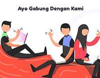 Poster Illustration | Eksist Organization