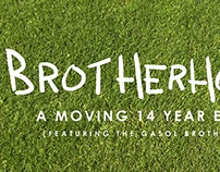 Triangle Offense - Brotherhood (The Gasol Bros.)