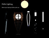 Lights in Public Spaces