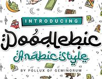 Doodlebic - Arabic Style
