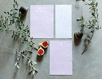 Wedding Stationery: Jennifer März Photography