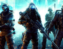 Ghost Recon Online — Team