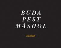 Budapest máshol / Budapest elsewhere