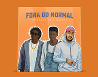 """Fora do Normal"" - Cover Art"