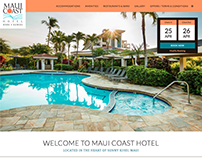 Paramount Hotels - 4 Responsive Sites