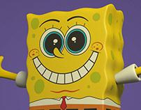 Sponge Bob 3D