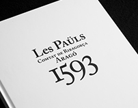 Les Paüls 1593