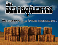 Cover desing Los delinqüentes  BEI 2008