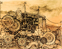 Small Scale Projects ,Vol II : steampunk version