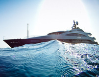 Aifos, Superyacht, Greece