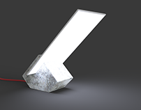 CoreLight Lamp design concept