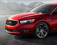 2013 Ford Taurus Feature Videos