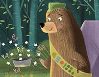 Bear Campout