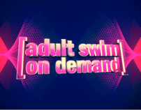 Adult Swim 2012 VOD Bumps