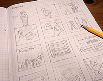 Storyboard for New Feature - Part1