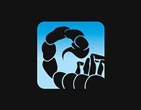 Minimalist -Flat style Logo Design