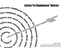 Listen to Employees' Voices