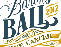 Cattle Baron's Ball 2012 Theme Logo