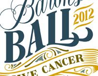 Cattle Baron's Ball 2012 Theme Logo