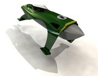 Aston Martin SpeedBoat