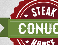Conuco Steak House Logo