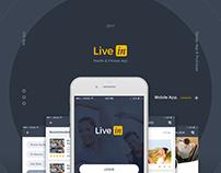 Live In iOS App