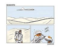 DESIERTO - Comic
