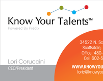 Updated Logo and Branding for Know Your Talents™