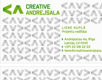 Creative Andrejsala