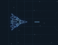 Spaceship - Concept de jeu vidéo