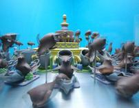 Phillip Island Chocolate Factory Zeotrope