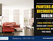 Painters and Decorators Dublin|https://aquapainting.ie/