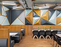 DON PEPE GÉPMADÁR - interior design / 2020