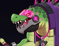 Cyber Croc