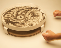 Magnetic Cake