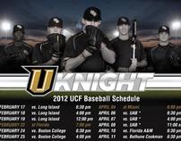UCF Baseball 2012