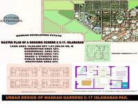 URBAN DESIGN OF MASKAN GARDENS @C-17 ISLAMABAD. (2011).